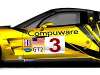 GT2 Chevrolet Corvette C6.R, 11 of 25