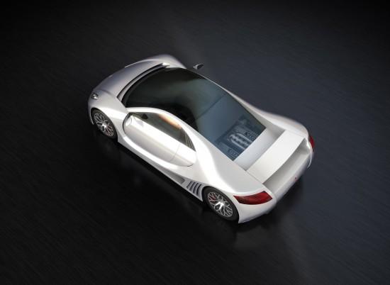 GTA Spano Concept