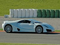 thumbnail image of GTA Spano at Ricardo Tormo Circuit