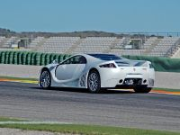 GTA Spano at Ricardo Tormo Circuit, 3 of 6