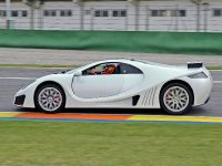 GTA Spano at Ricardo Tormo Circuit, 6 of 6