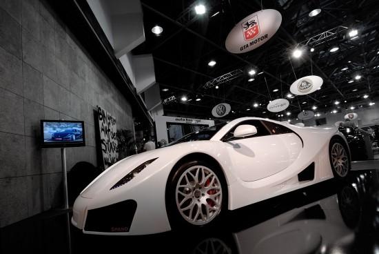 GTA Spano at Top Marques
