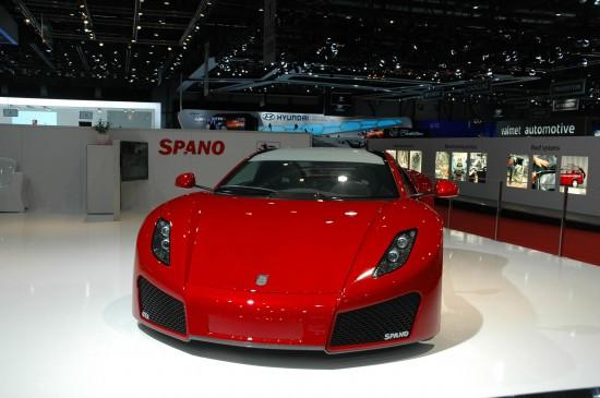 GTA Spano Geneva