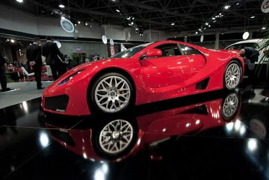 GTA Spano Top Marques