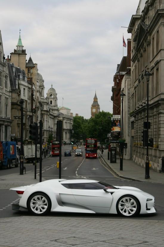 GTbyCITROEN - London