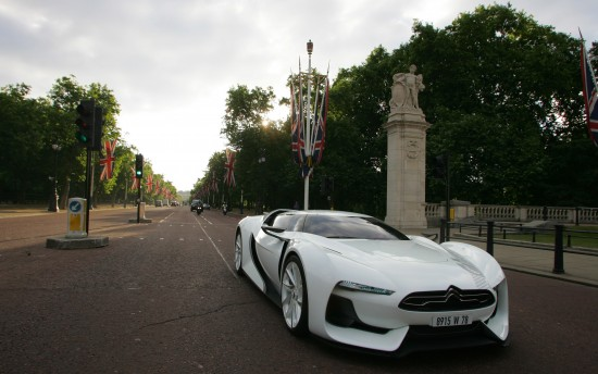 GTbyCITROEN - London