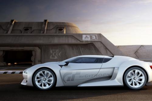 Citroen DS Concept дебютирует на Женевском автосалоне