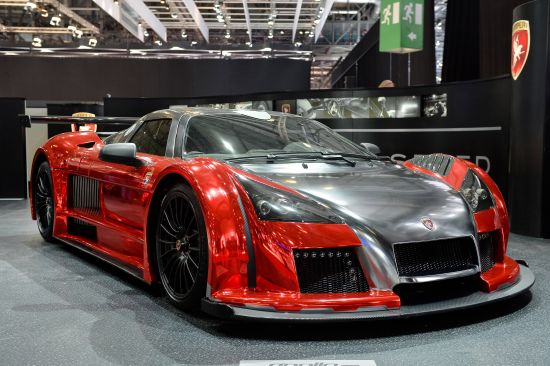 Gumpert Apollo Geneva