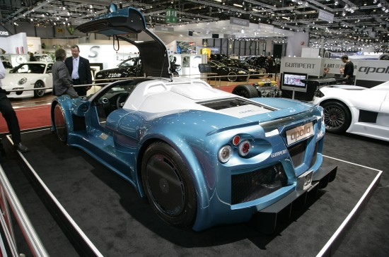 Gumpert Apollo Speed Geneva