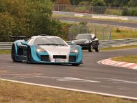 GUMPERT apollo sport at Nurburgring, 2 of 10
