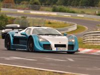 GUMPERT apollo sport at Nurburgring, 3 of 10