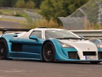 GUMPERT apollo sport at Nurburgring, 4 of 10