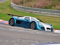 thumbnail image of GUMPERT apollo sport new lap record at Nürburgring