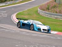 GUMPERT apollo sport at Nurburgring, 9 of 10