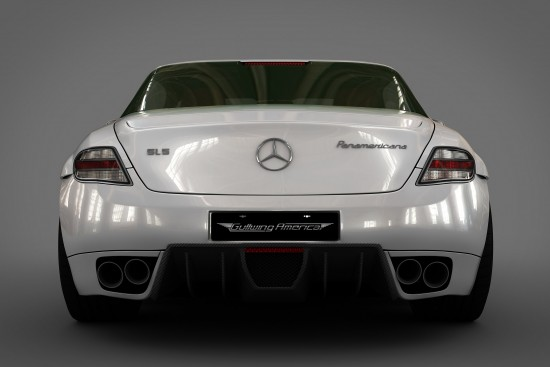 GWA Mercedes SLS Panamericana
