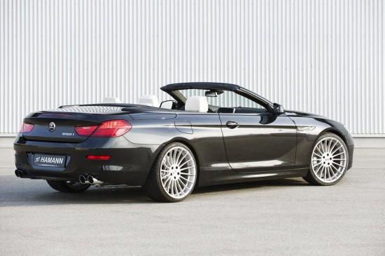 Hamann  BMW 6-Series Cabrio