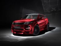 Hamann 2012 Range Rover Evoque Red