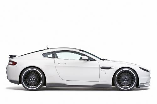 HAMANN драгоценные части для ASTON MARTIN V8 Vantage и Vantage Roadster