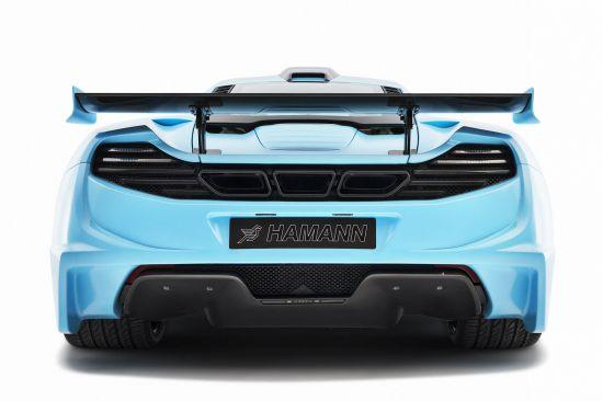 Hamann Blue MemoR McLaren MP4-12C