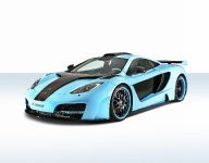 Hamann Blue MemoR McLaren MP4-12C, 9 of 19