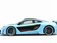 Hamann Blue MemoR McLaren MP4-12C, 11 of 19