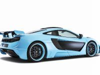 Hamann Blue MemoR McLaren MP4-12C, 12 of 19