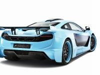 Hamann Blue MemoR McLaren MP4-12C, 14 of 19