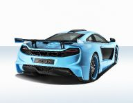 Hamann Blue MemoR McLaren MP4-12C, 19 of 19