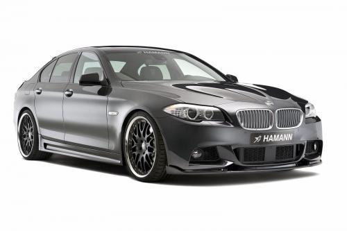 Hamann BMW 5 серии F10