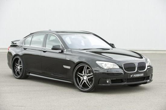 HAMANN BMW 7 Series F01 F02