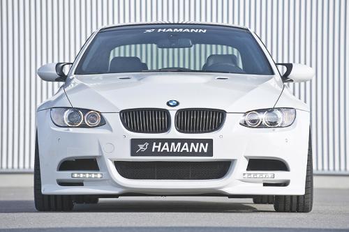 HAMANN передний бампер блок для BMW M3 E 92 Coupe и M3 E 93 Кабриолет