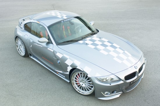 HAMANN BMW Z4 M Coupe Race taxi