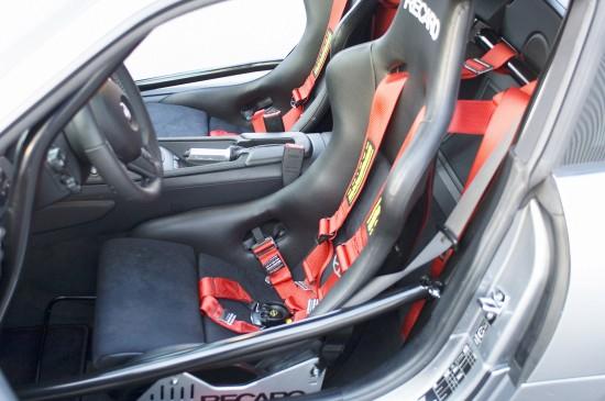 HAMANN BMW Z4 M Coupe Race taxi