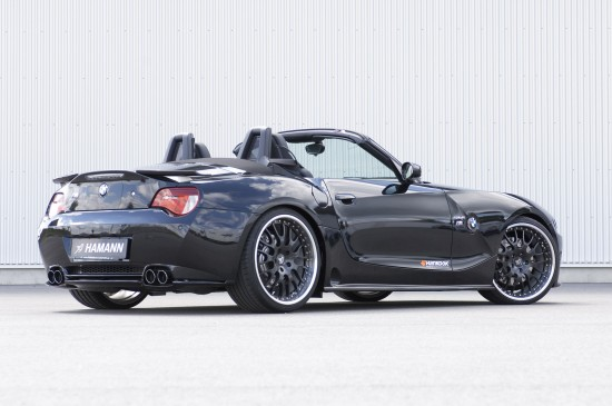 hamann bmw z4 m roadster picture 17107. Black Bedroom Furniture Sets. Home Design Ideas
