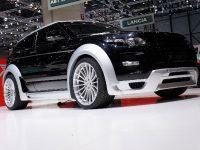 Hamann Range Rover Evoque Geneva 2012, 1 of 3