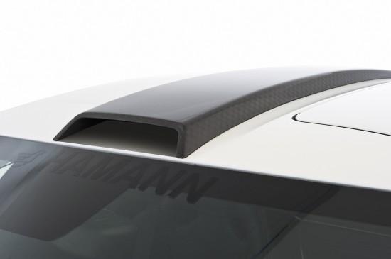 Hamann Hawk Mercedes SLS AMG White