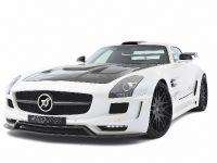 Hamann Hawk Mercedes SLS AMG White, 4 of 26