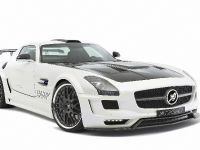 thumbnail image of Hamann Hawk Mercedes SLS AMG White