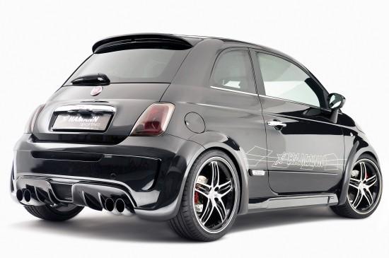 HAMANN LARGO Fiat 500