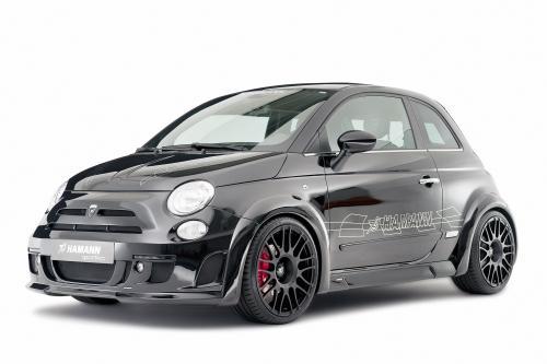 HAMANN LARGO - Fiat 500, полный динамизма