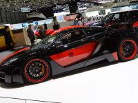 Hamann memoR McLaren MP4-12C at Geneva 2012, 2 of 2