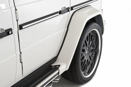 HAMANN Mercedes-Benz G55 AMG Typhoon
