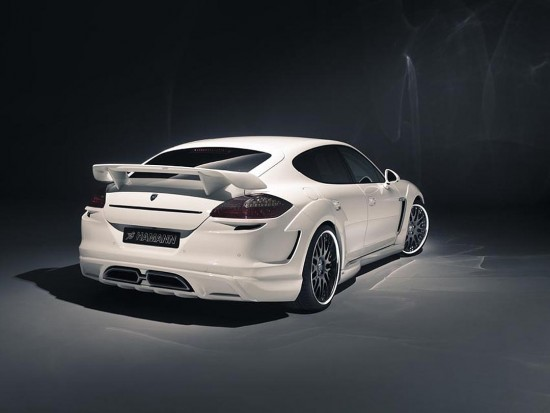 Hamann Porsche Panamera Cyrano