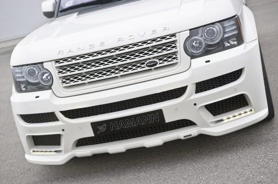 HAMANN Range Rover 5.0i V8 Supercharged