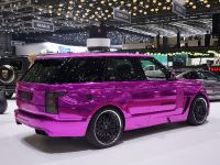 Hamann Range Rover Geneva 2013