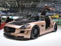 thumbnail image of Hamann Mercedes-Benz SLS Geneva 2011