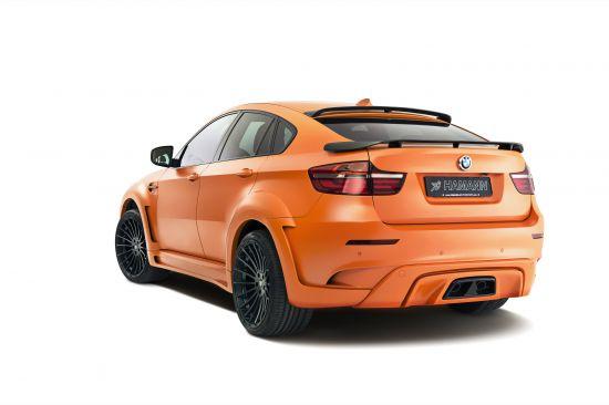 Hamann Tycoon II BMW X6 M