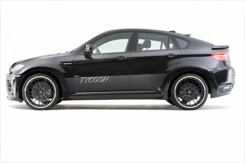 BMW X6 TYCOON By HAMANN