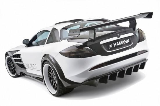 HAMANN Volcano Mercedes SLR McLaren