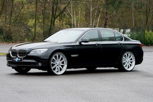 HARTGE 22-дюймовый классический комплект колес для BMW 7 серии